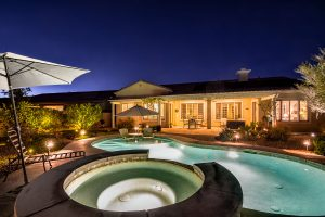 Sun City Shadow Hills Home with a Pool