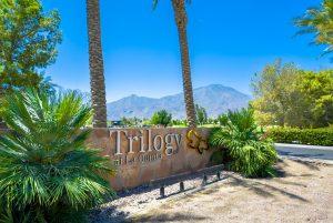 Trilogy La Quinta Sign