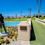 Poppie's Pond at the Dinah Shore Course