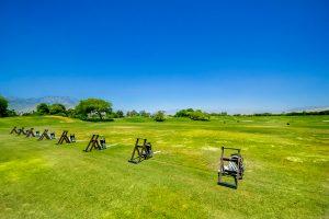 Practice Range At Mission Hills CC