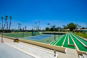 Mission Hills CC tennis stadium