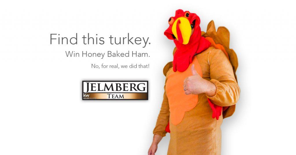 Lurkey Turkey Contest