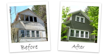 fha 203 k loan before and after
