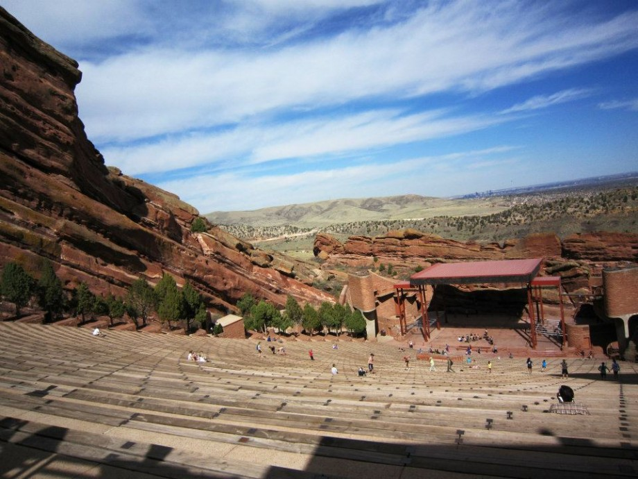 Concerts Fun Facts Tips For Red Rocks Amphitheater Denver Real Estate Wisdom Real Estate