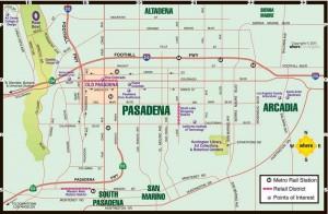 Pasadena_Map