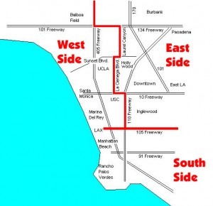 West_LA_Map