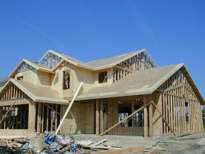 New home construction Vallee Gold Team