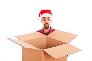 moving during christmas season