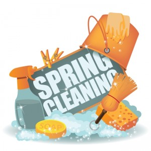 more spring cleaning tips