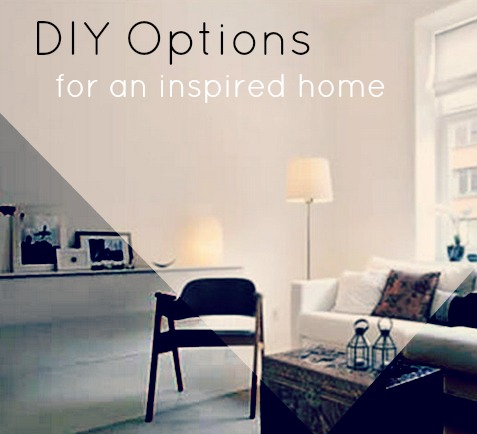 DIY for an inspired home