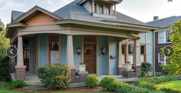 Lockeland Springs Homes for Sale in Nashville TN