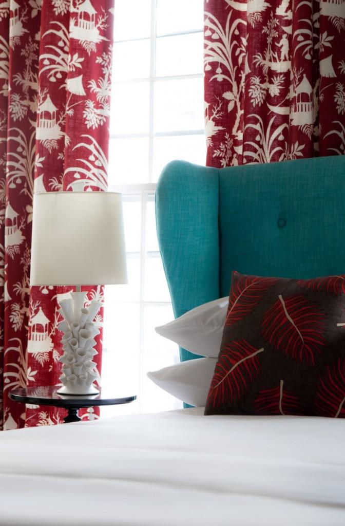 Chapman House - eclectic - Bedroom - Boston - Rachel Reider Interiors