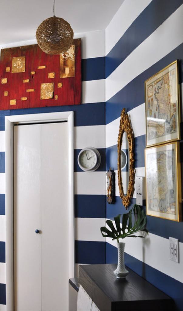 Harlem Apartment - Hall - eclectic - Entry - New York - Scheer & Co_