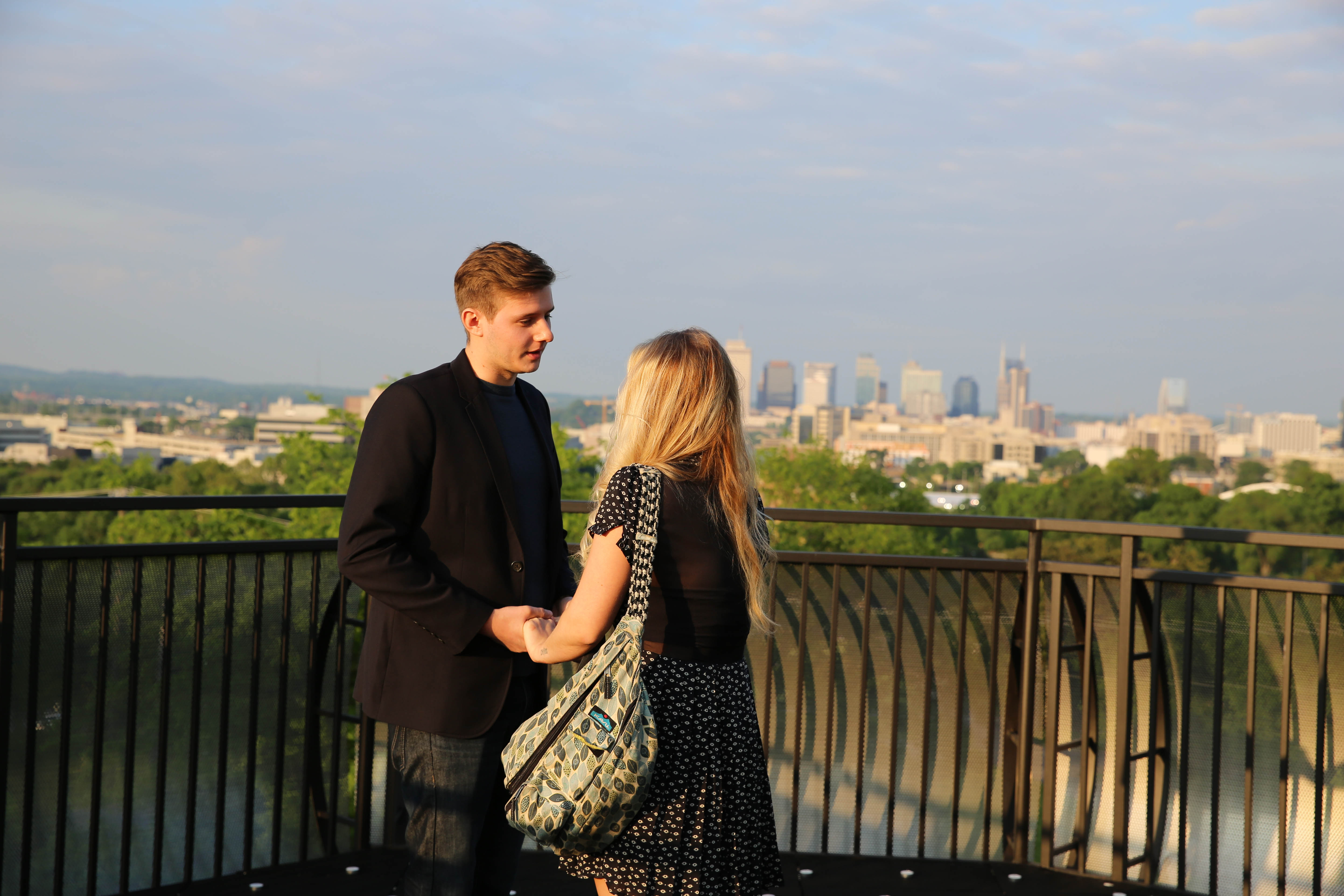 Love At New Heights A Nashville Proposal Story