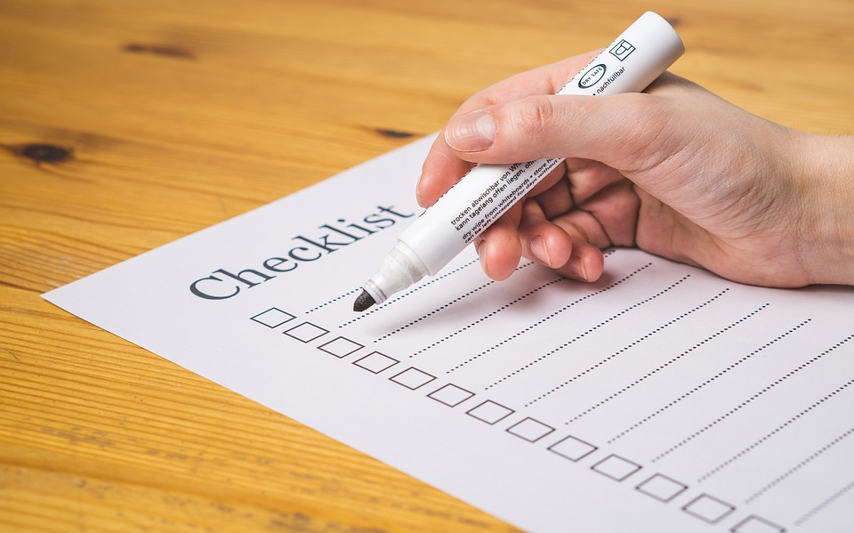 checklist-2077024_960_720