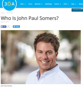 Who Is John Somers?