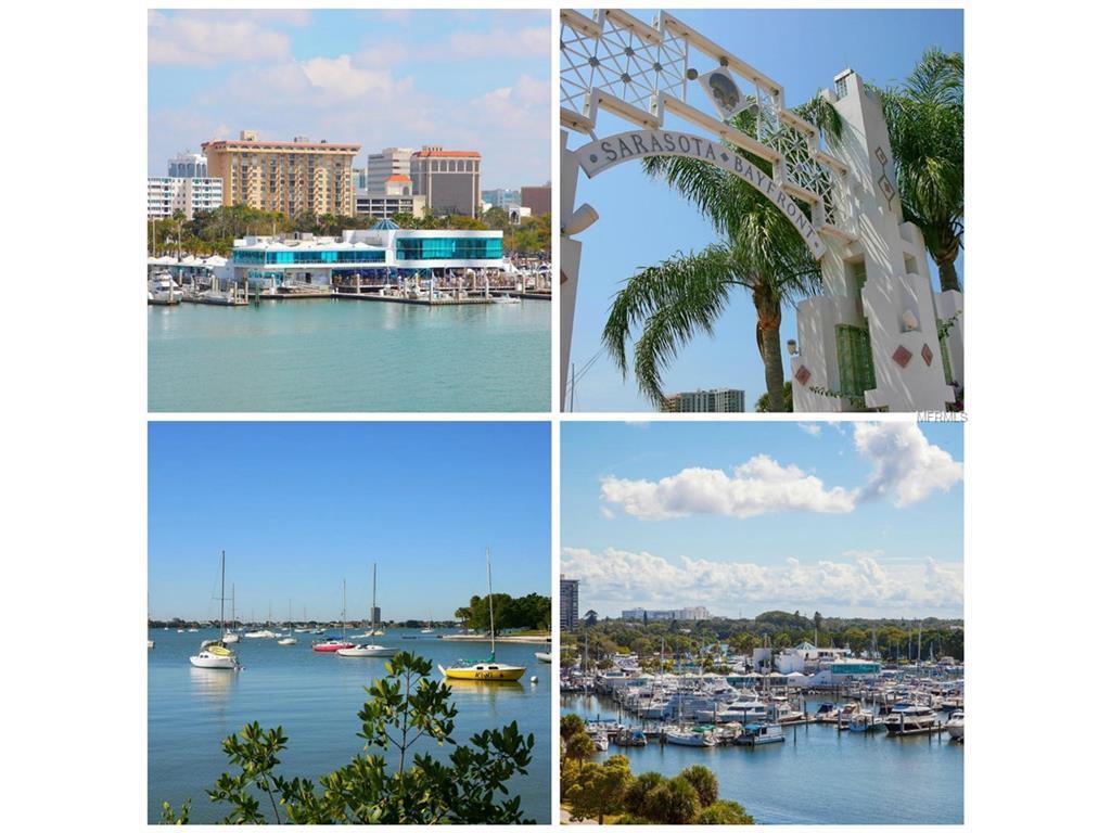 Sarasota Bay Front Marina Jacks