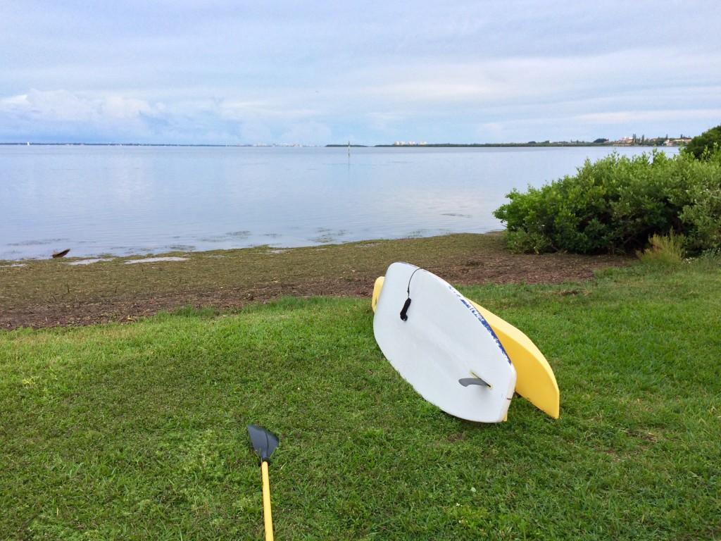 Longboat Key Bay Beach