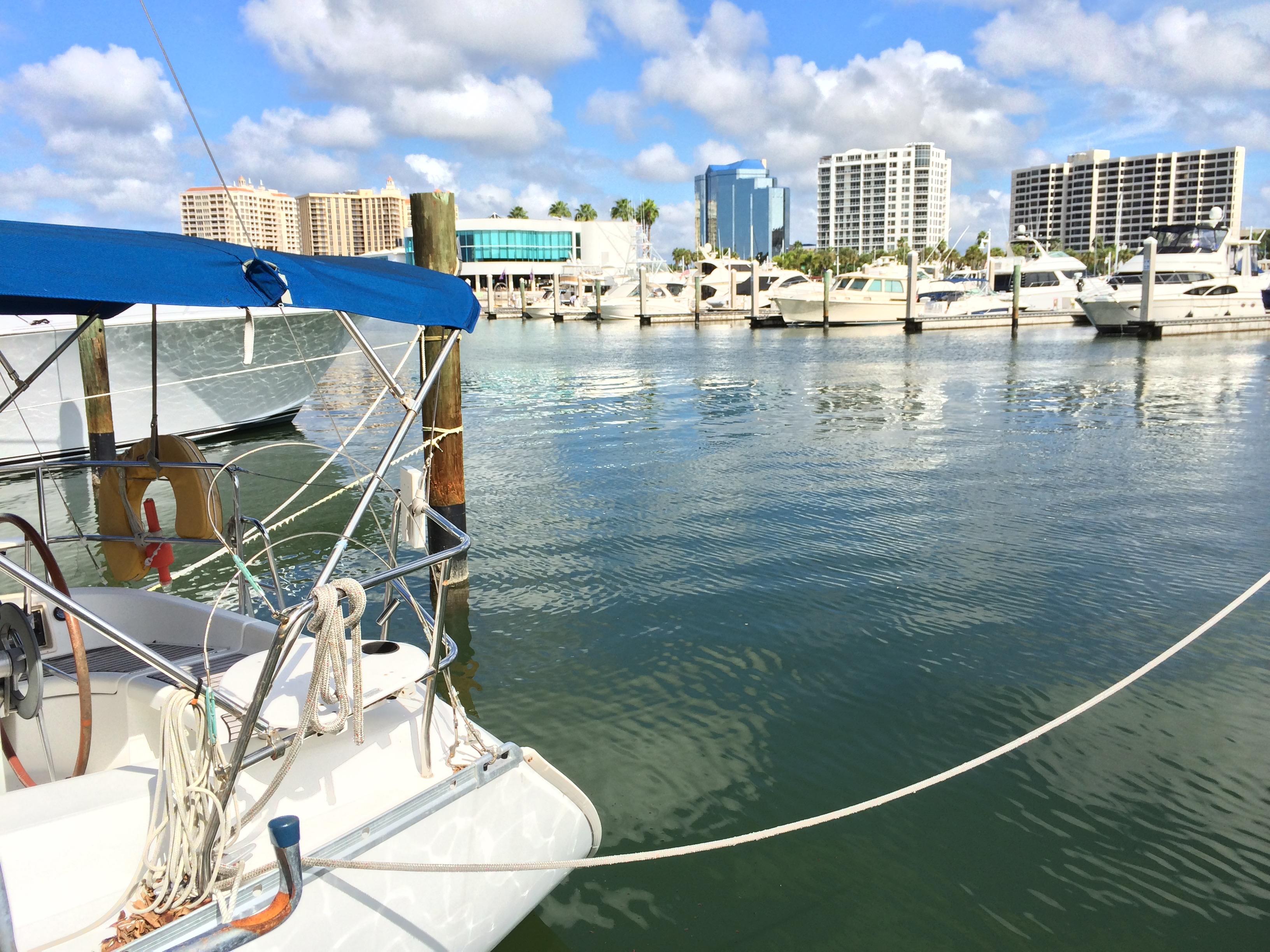 Marina Jacks, downtown Sarasota, Florida