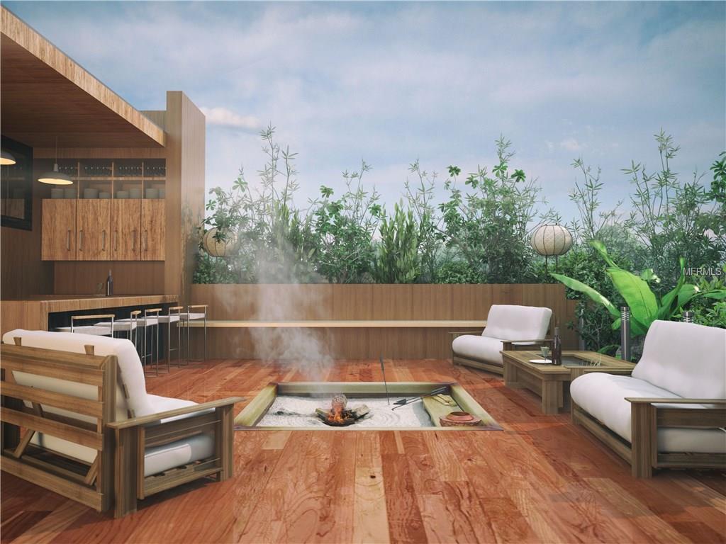 Sansara Fire Terrace