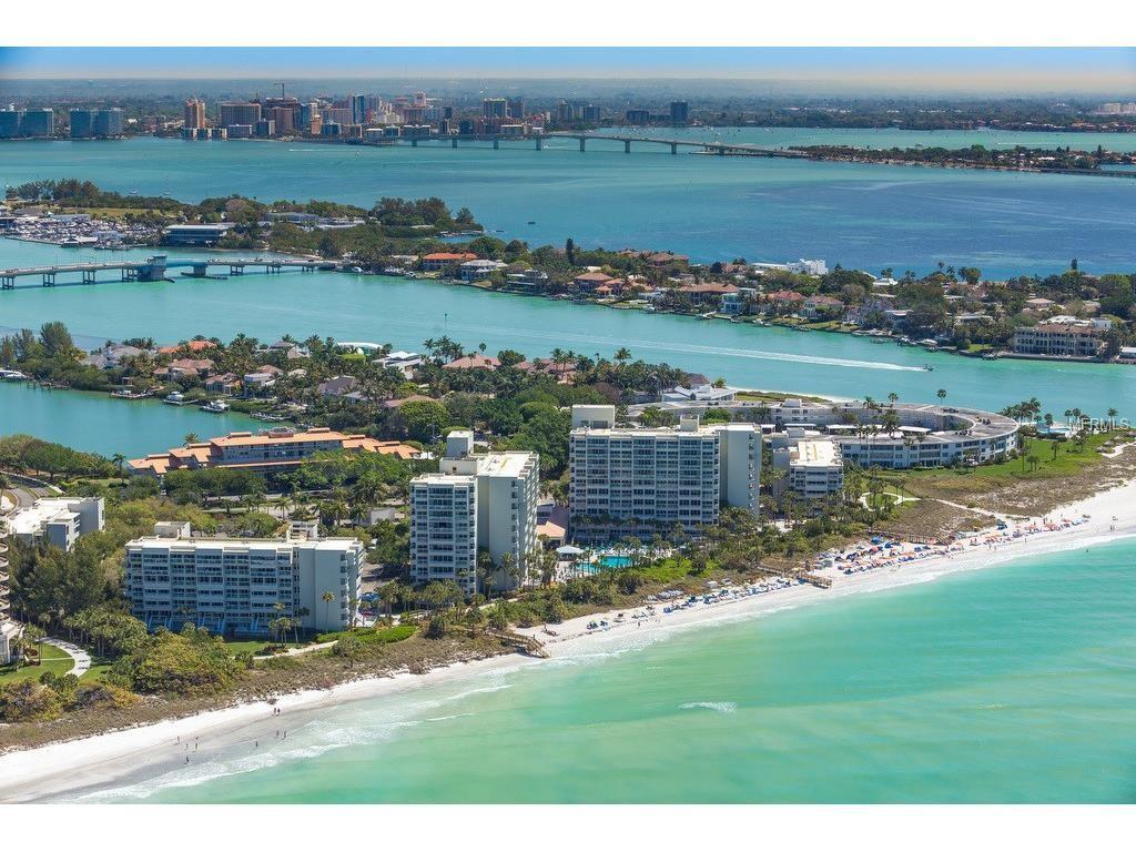 Inn on the Beach on Longboat Key, Florida