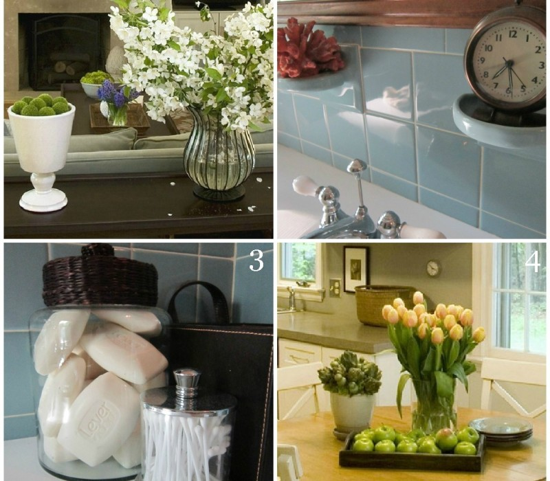 Staging your home for the buyers eye.