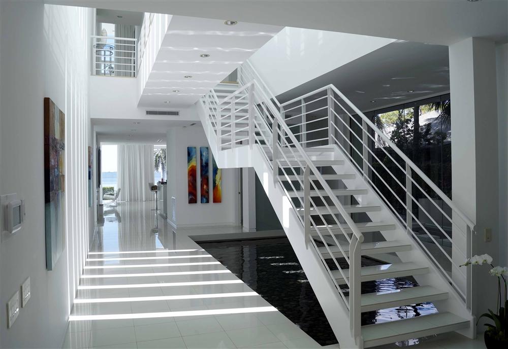 theissen staircase