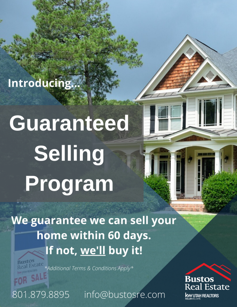 Guaranteed Selling Program