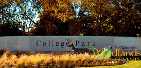College Park Village Front