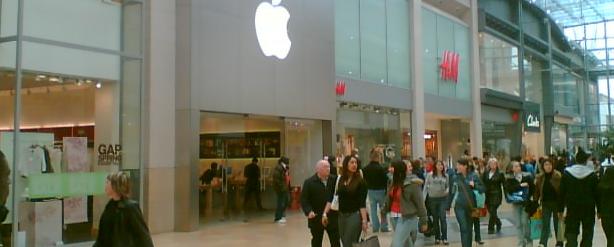Columbia Shopping Malls