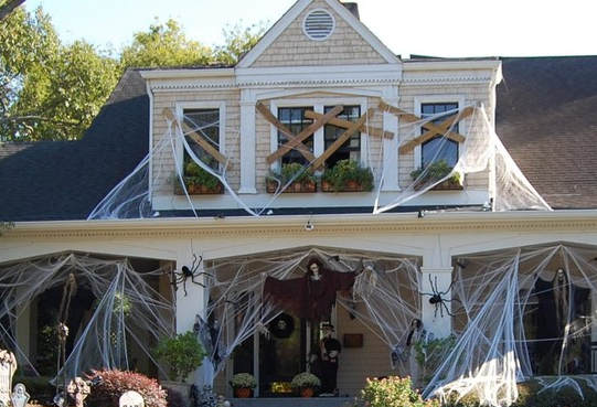 Columbia Halloween Home