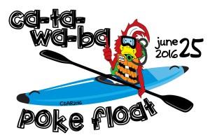 Ca-Wa-Ta-Ba Poker Float