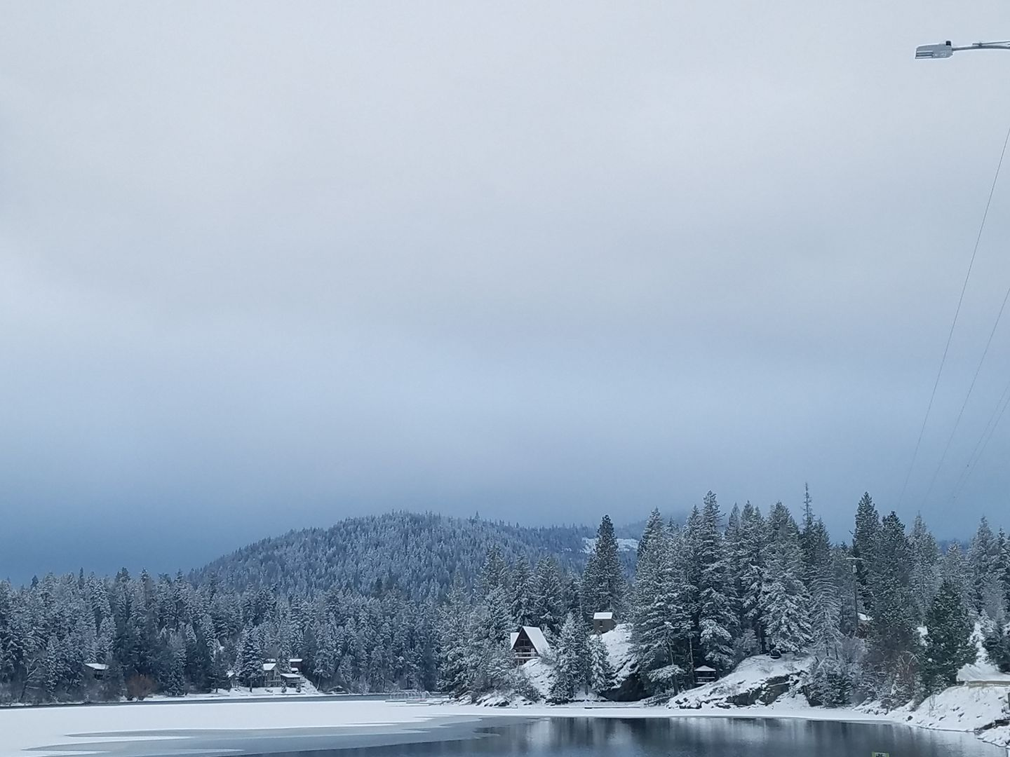 A quick guide to north idaho cities towns coeur d for Ice fishing idaho