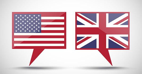 US British Flags