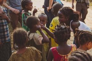 Empowering women and children in Ethiopia.