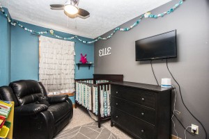 681 Kerr Street Columbus, OH 43215 Bedroom Two
