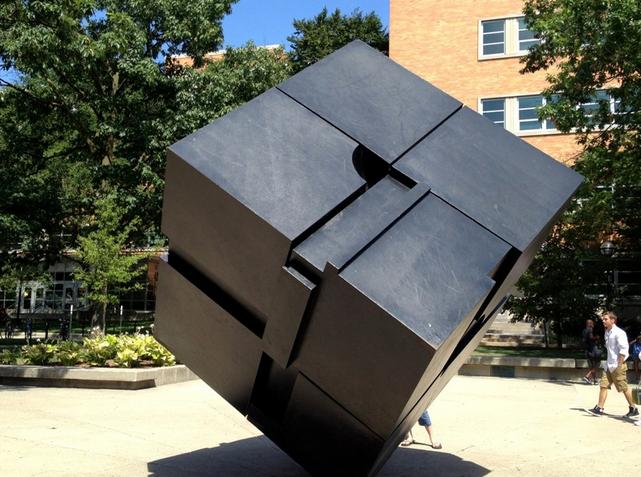 Ann Arbor Cube