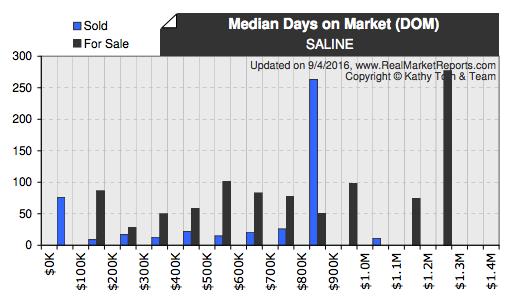 Saline Real Estate Market