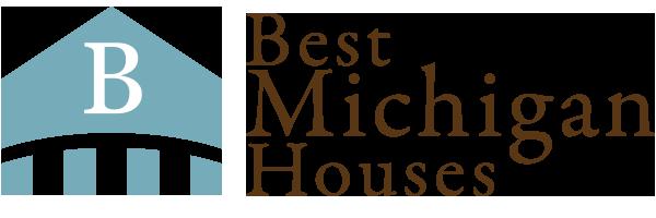 BestMichiganHouses.com Logo