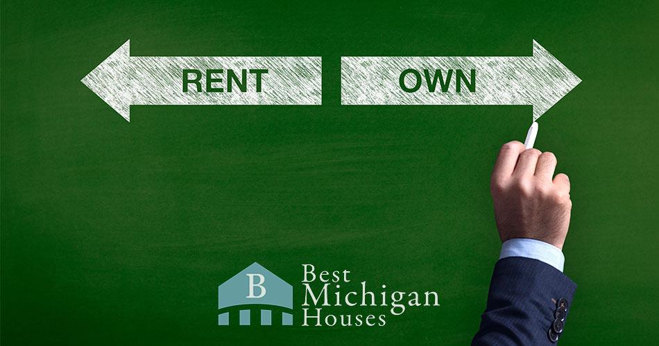 Rent or Own, let Bittinger Team, REALTORS help.