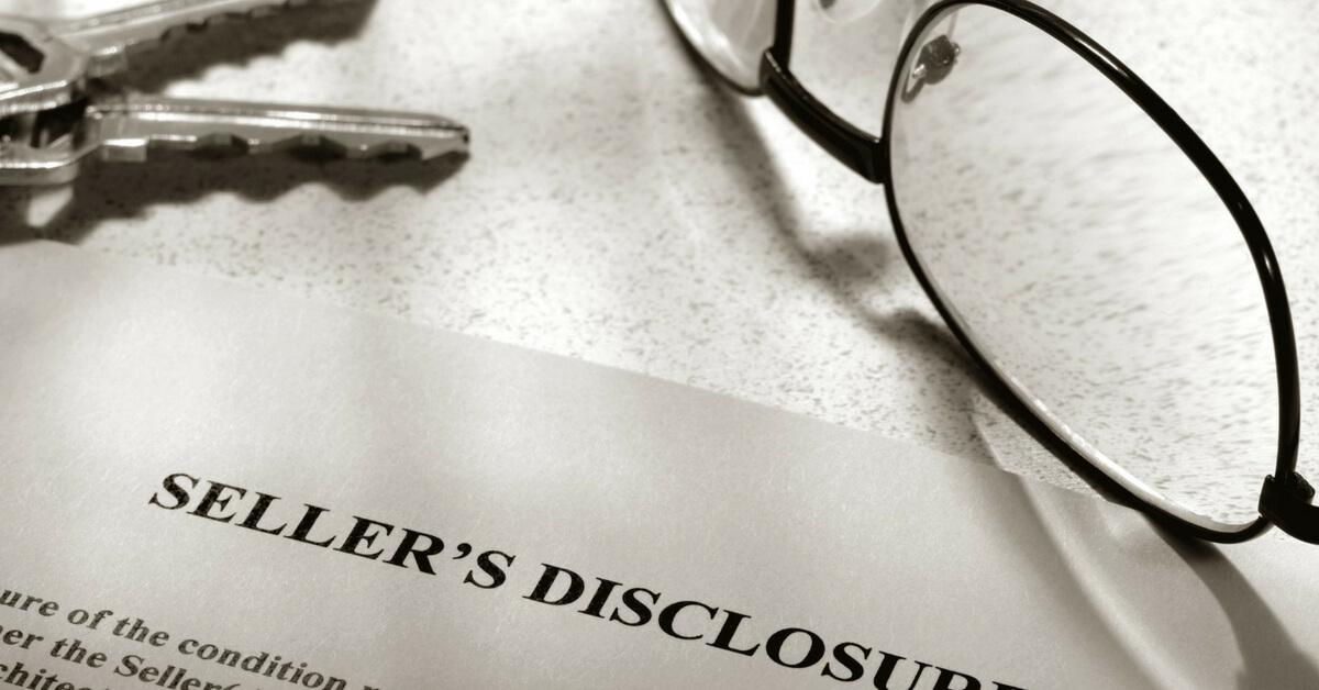 Seller's Disclosure - Bittinger Team, REALTORS