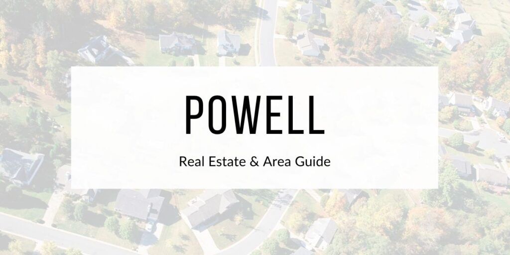 Area Guide_Powell