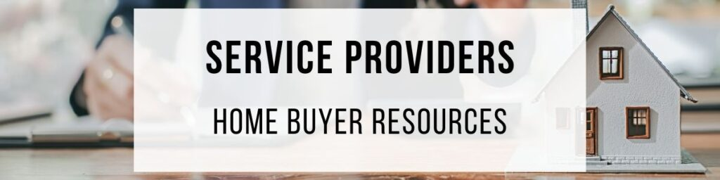 Home Service Providers Banner Image