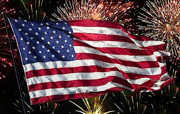 Fourth of July in Lake Havasu City, AZ