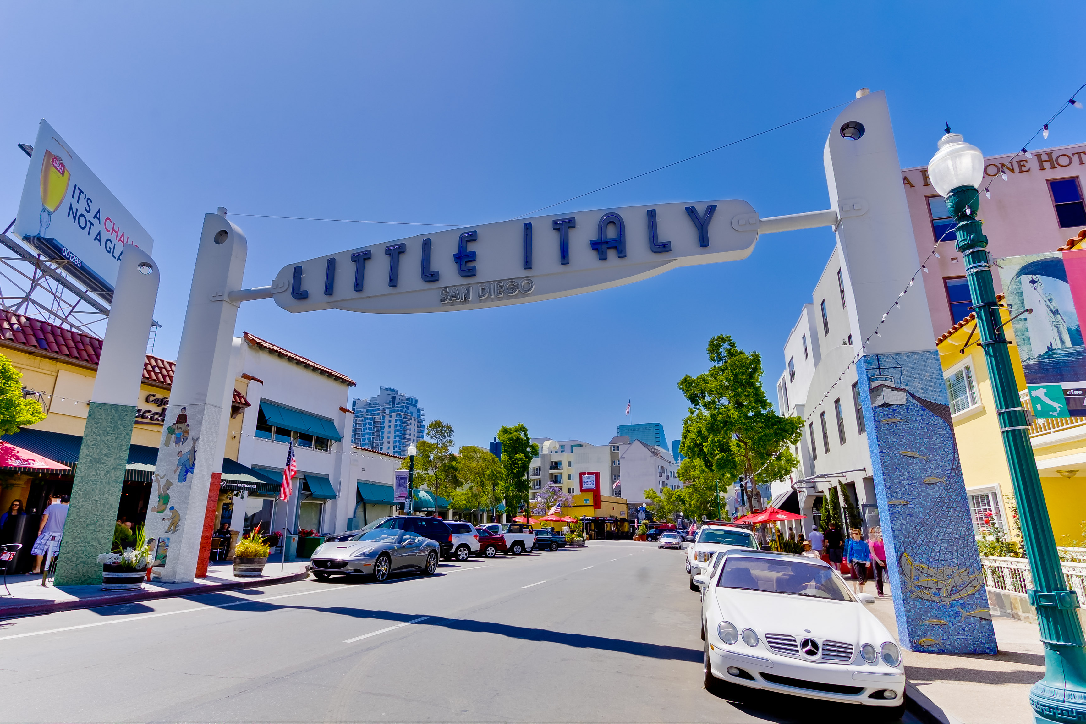 San Diego Hillcrest Italian Restaurants