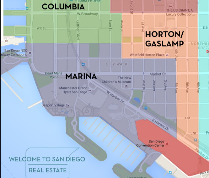 Cortez Plaza Apartments Home: Marina District San Diego