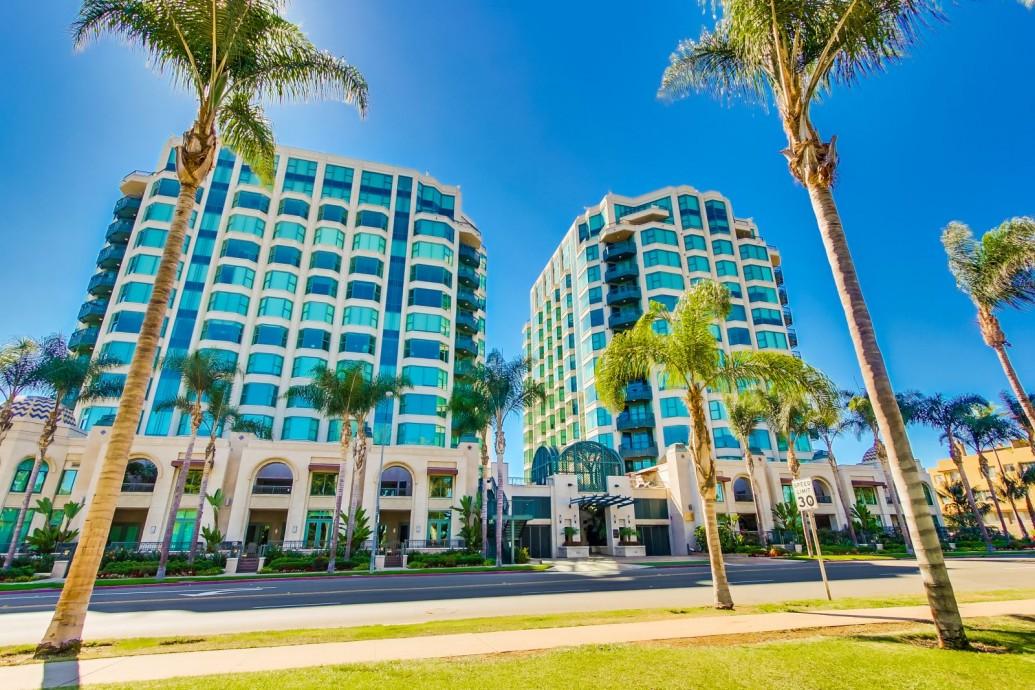 Bay Park Cafes San Diego