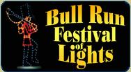 Bull Run lights, Bull Run holiday lights, Bull Run festival of lights, Bull Run light tour