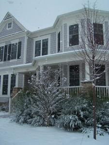 Snow in Loudoun