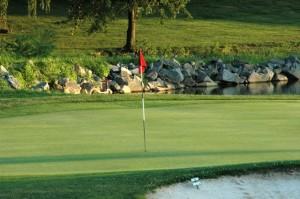 Westpark Golf Club Green